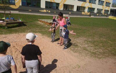 """Spordiselts Kalev, Tartu Lasteaed Helika ja Tartu linn kutsusid kõiki lapsi osalema """"Lasteaedade spordipäeval 2021""""  SÕLEKESE lapsed osalesid!"""